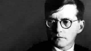 Shostakovich String Quartet No. 8 in C Minor (I)