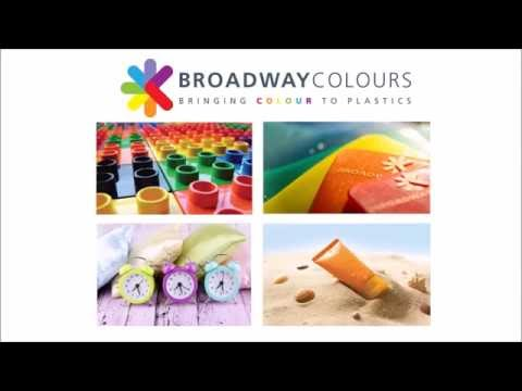 Broadway Colours - A Brief Overview