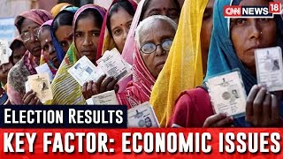 Government's Handling Of Economic Issues Plays Deciding Factor In Assembly Elections