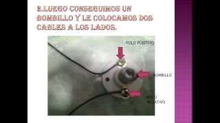 Ejemplos sencillos de aplicacion de la electricidad