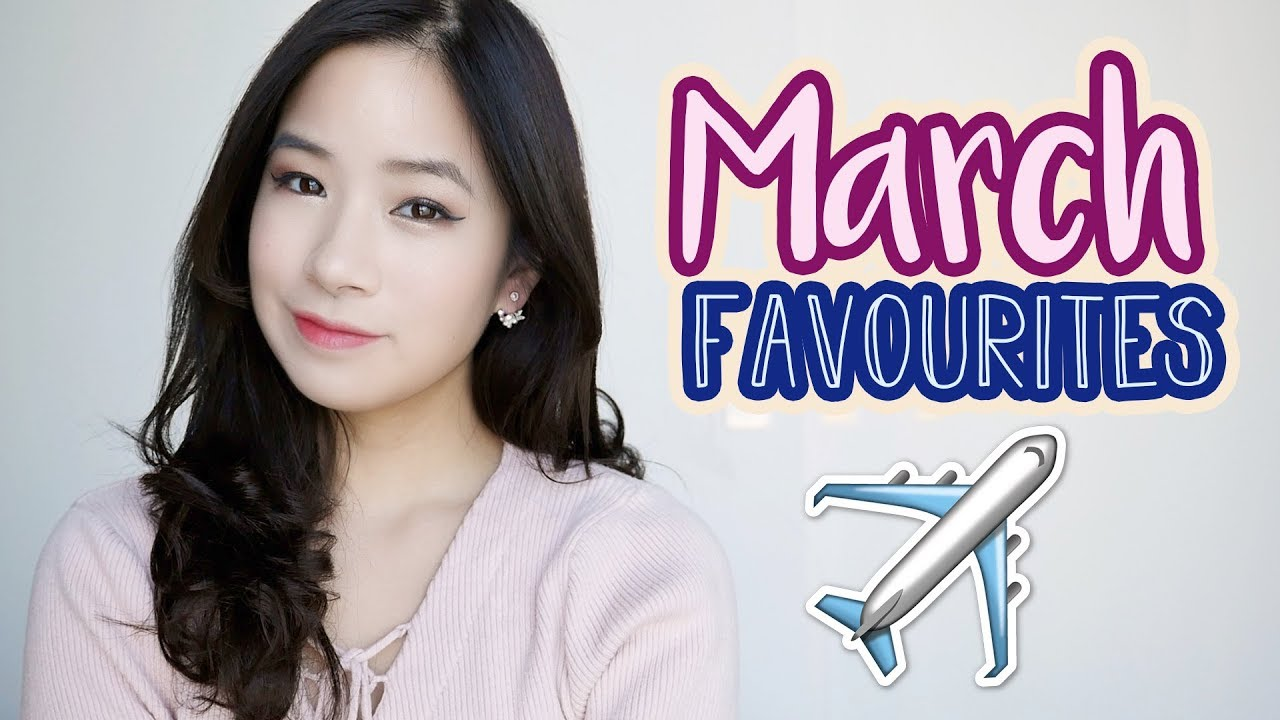 MARCH FAVOURITES 2018 | Kim Dao