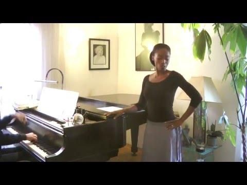 """Lauren Woods - Quando m'en vo from """"La bohème"""" - Giacomo Puccini"""