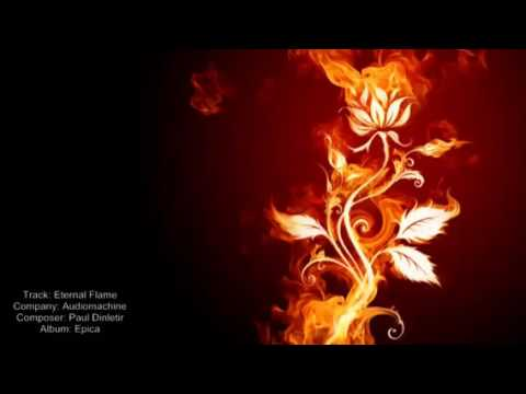 Eternal flame Song of movie (flame of the tower)