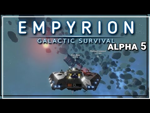 ★ Empyrion Galactic Survival alpha 5 gameplay - ALIEN OUTPOST! - Part 44 - Empyrion alpha 5