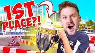 Youtuber Go-Kart RACE! (Did We Win?!)