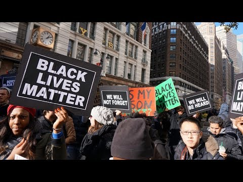 Black Lives Matter Holds National Week of Action At Schools