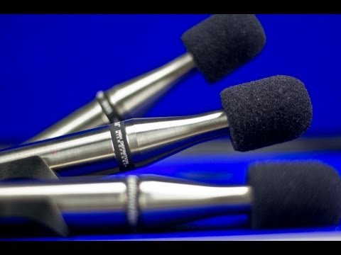 Earthworks DK25R Microphone Overview