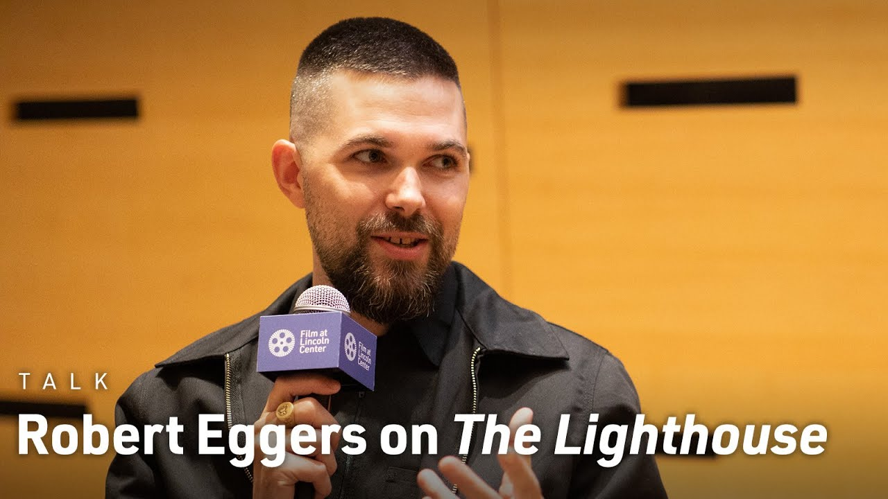 Robert Eggers on The Lighthouse, Pairing Robert Pattinson & Willem Dafoe, and Aspect Ratios