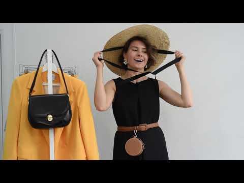 Что носить ЛЕТОМ? Как стильно одеваться в 2019? Классные комплекты на каждый день! ЧАСТЬ 2