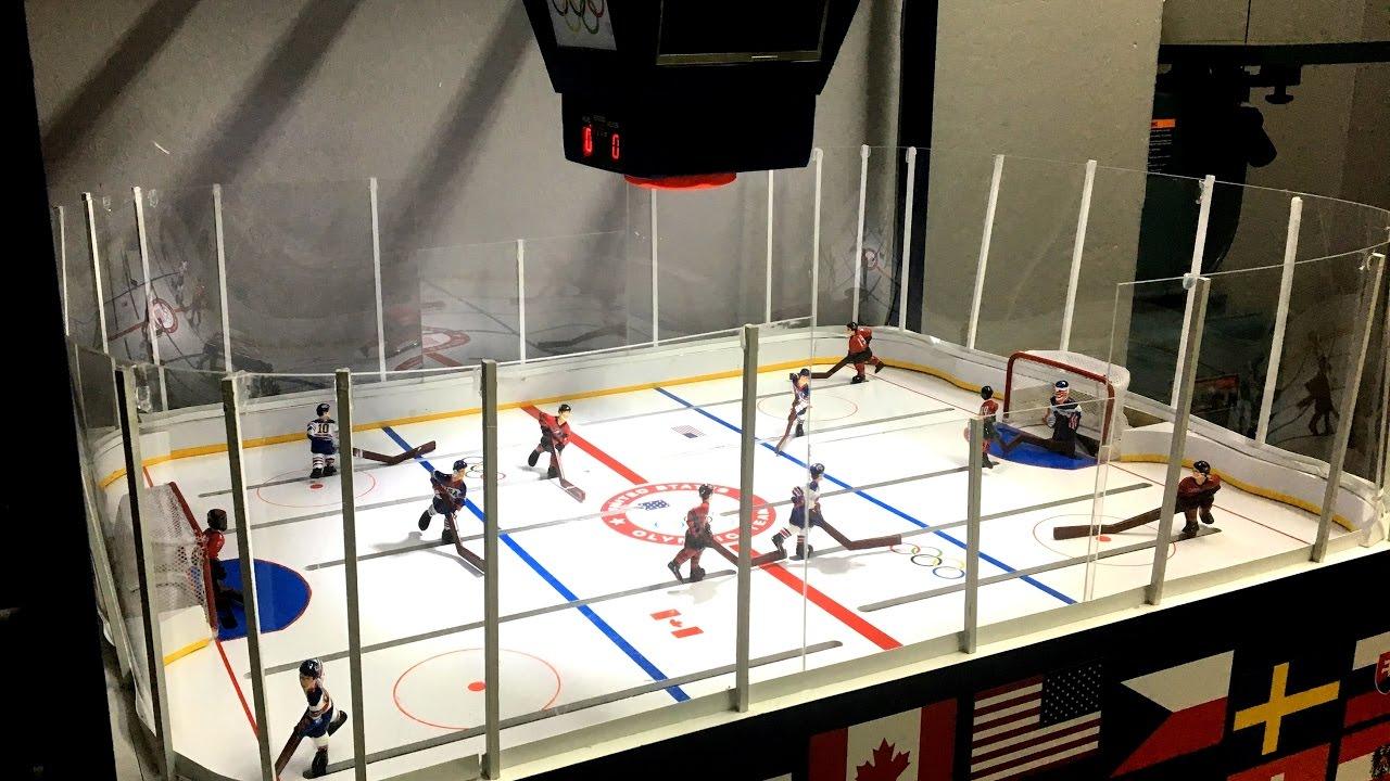 Bubble Hockey Custom Build - Salvage - YouTube