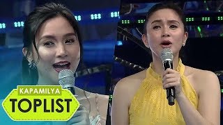 Kapamilya Toplist: 10 times Mariel Padilla made us laugh with her 'singing' voice in Its Showtime