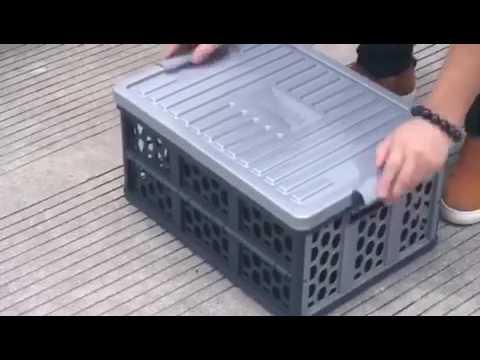 Folding Multipurpose Storage Box