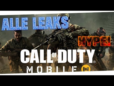 Call of Duty Mobile | ALLE LEAKS + RELEASE DATE! | Der HYPE ist REAL thumbnail