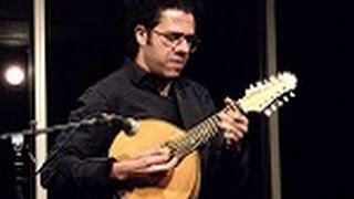 Meet the Artist - Hamilton de Holanda (Embassy of Brazil in Canberra)
