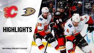 Nhl Highlights | Flames @ Ducks 2/13/20