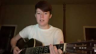 """Strong"" One direction cover by Michael Pesetsky"