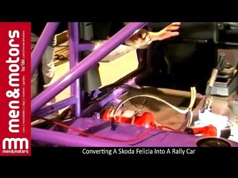 Converting A Skoda Felicia Into A Rally Car - Part 7