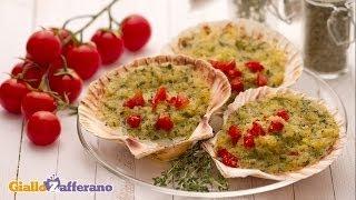 Scallops Au Gratin - Recipe