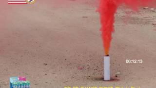 Color Changing Smoke
