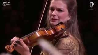 Janine Jansen - Tchaikovsky - Violin Concerto - Järvi