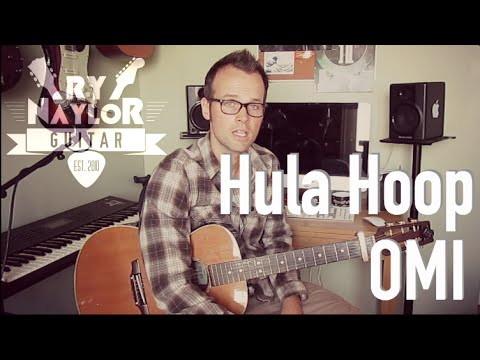 How to Play Hula Hoop by OMI | Guitar Tutorial Lesson | Beginner Guitar