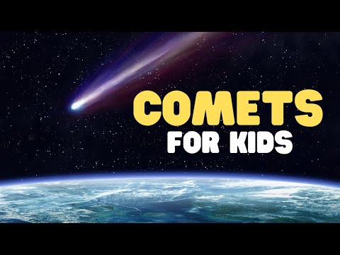 Comets for Kids   Learn about where Comets come from and how they are formed!
