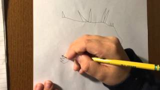 How to draw a dragon by Ivan MB