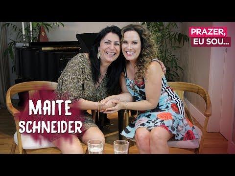 Aprendi A Ser Plena, Com Maite Schneider  / Prazer, Eu Sou!