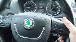 Verificare masina second hand populara Skoda Octavia 2