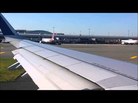 Jetblue Airways takeoff JFK International