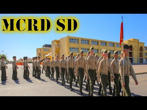Trip To MCRD San Diego|All 3 Phases Broke Down| EPISODE 4
