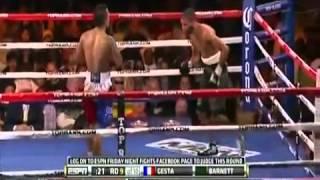 Mercito Gesta vs Ty Barnett (Round 09)
