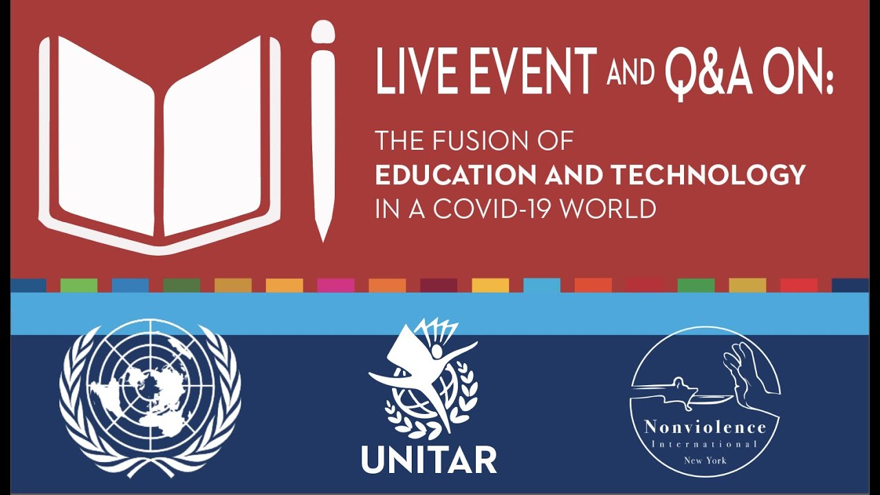 HLPF Event: Civil Society Engagement Through Education: Education and Technology in a COVID-19 World