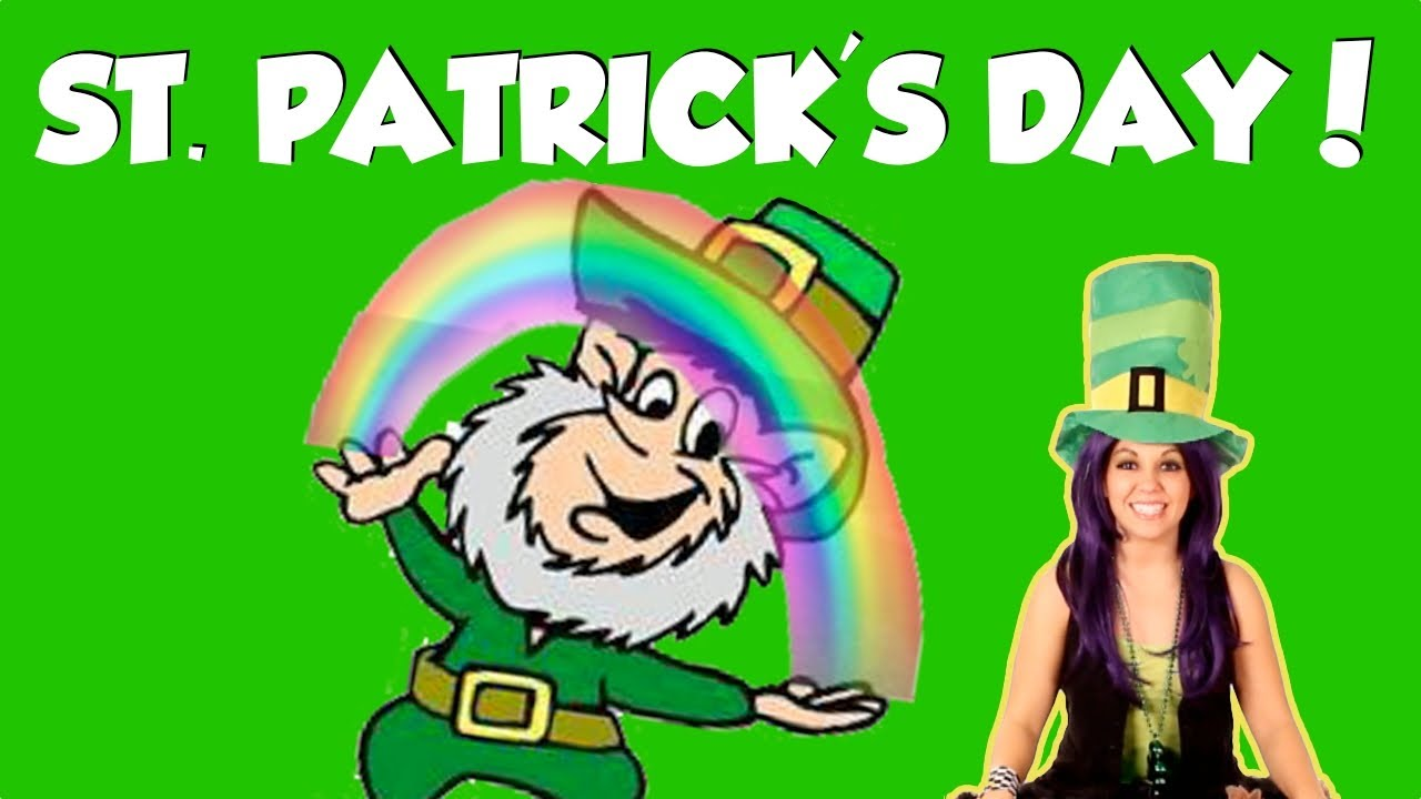 st patrick u0027s day for kids youtube