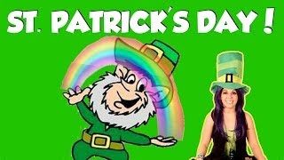 St. Patrick's Day for Kids! Top 10 Video