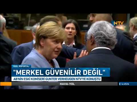 NTV / Basında Kartepe Zirvesi