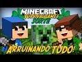 Minecraft Survival Games: ARRUINANDO TUDO! #2 (Lucky Block Mod)