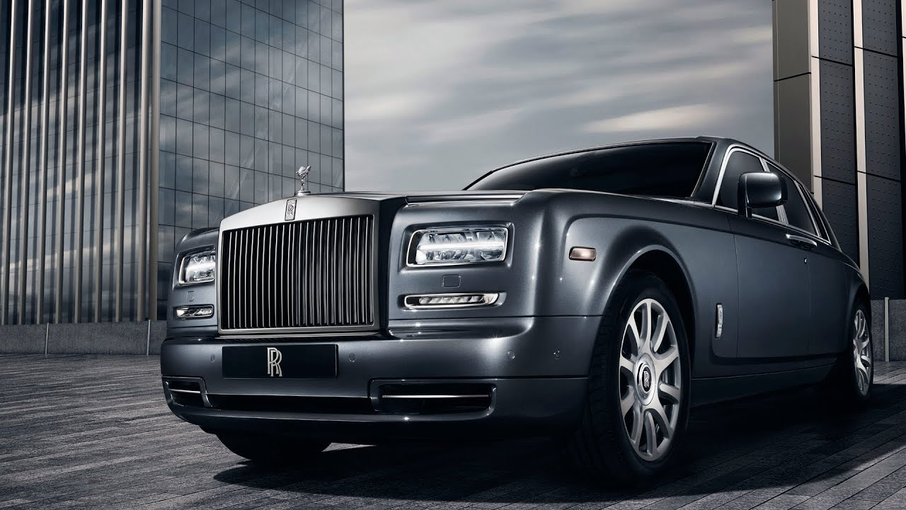 2015 Rolls Royce Phantom Metropolitan Collection Youtube