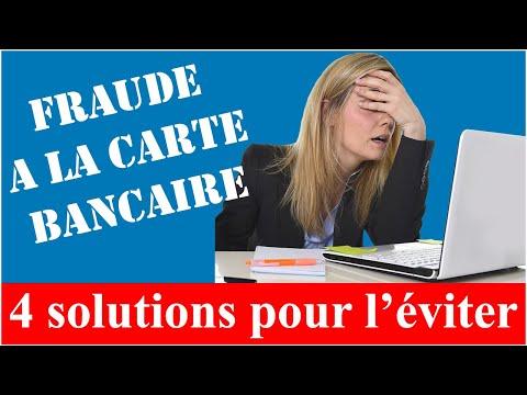 Que Faire En Cas De Fraude A La Carte Bancaire Question De L Internaute Youtube