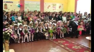 День знаний 2014 ( коррекционная школа, СОШ 1, ОАТ)