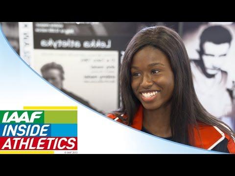 IAAF Inside Athletics - Season 4 - Episode 09 - Candace Hill