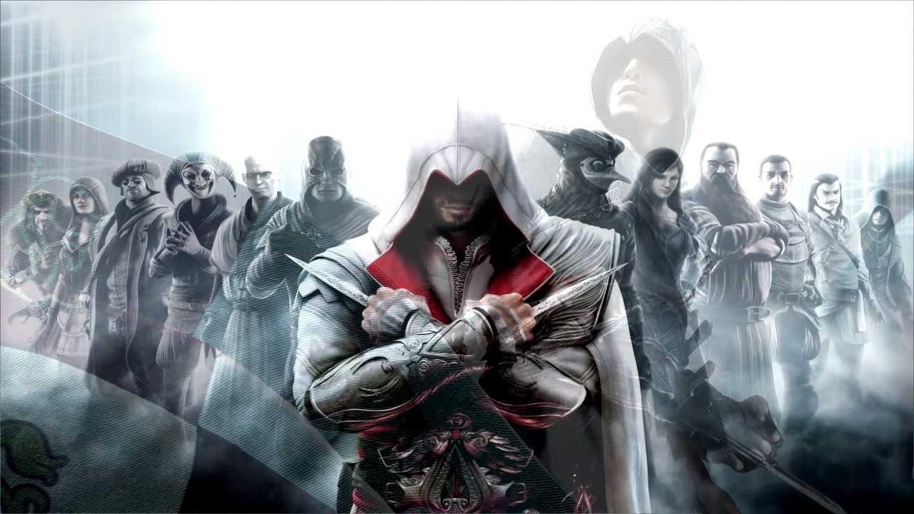 Assassin's Creed Brotherhood Theme: Ezio's Family HD - YouTube