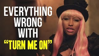 "Everything Wrong With David Guetta - ""Turn Me On (ft. Nicki Minaj)"""