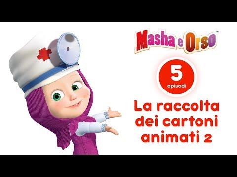 Masha e Orso - La raccolta dei cartoni animati 3🎬  I migliori cartoni animati per bambini!
