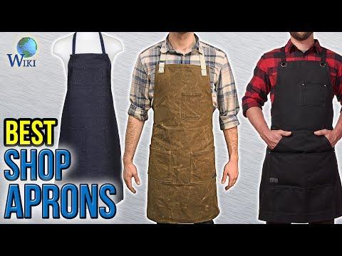 10 Best Shop Aprons 2017