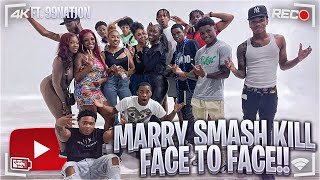 SMASH MARRY KILL BUT FACE TO FACE IN ATLANTA! 😳 *YOUTUBER EDITION*