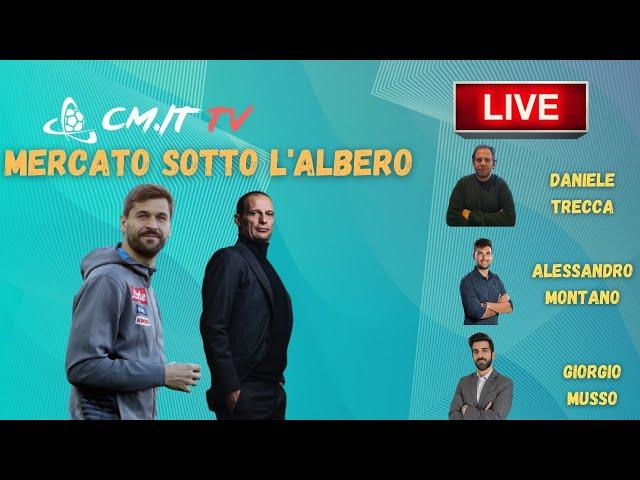 🔴 CMIT TV - Torna di moda LLORENTE! Il futuro di Allegri: TUTTE le ultime di Calciomercato!