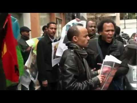 Forto 2013: Enough is Enough (Eritreans worldwide in Solidarity)