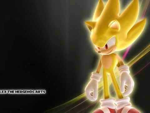 Todas Las Transformaciones De Sonic The Hedgehog  YouTube