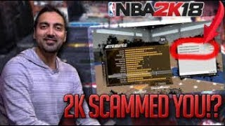 HUGE NBA 2K18 RANT! MAJOR PROBLEM THAT NEEDS FIXED!! THE GAME IS UNPLAYABLE!